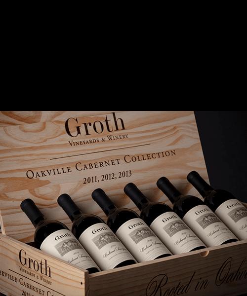 Oakville Cabernet Collection 2011-2013
