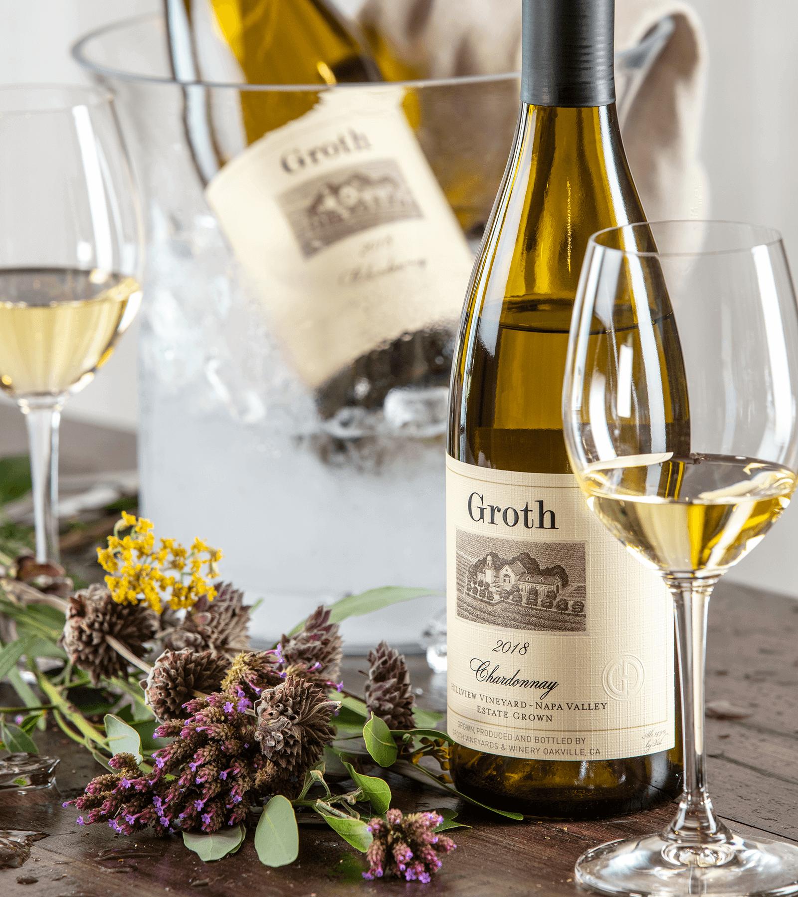 2018 Chardonnay, Hillview Vineyard, Napa Valley
